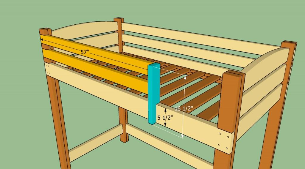Fitting the guard rails