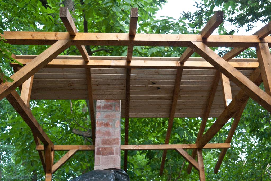 Roofing shelter plans