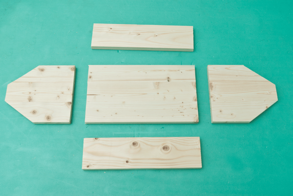 Wooden components