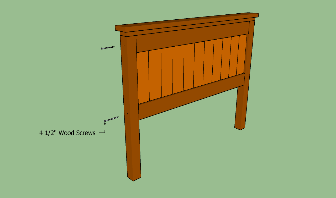 Headboard plans queen size plans diy free download for Fine woodworking magazine discount