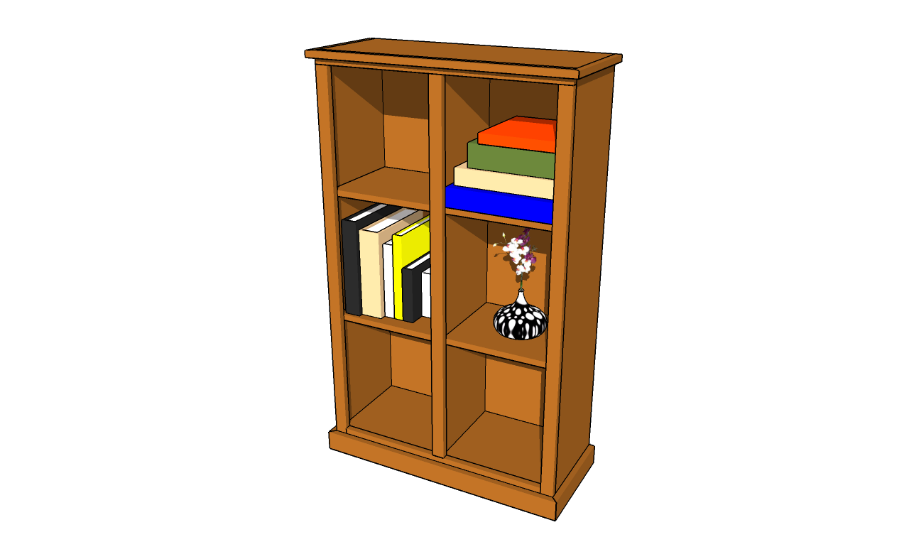 How to build a bookshelf | HowToSpecialist - How to Build, Step by ...