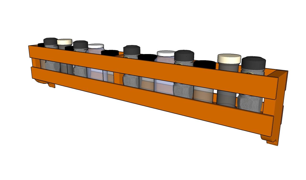 ... DIY Simple Spice Rack Plans Download shoe shelf plans wood   woodideas