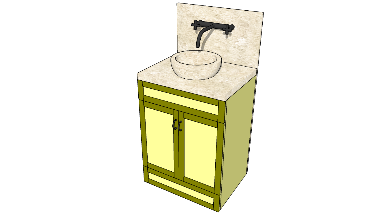How to build a vanity