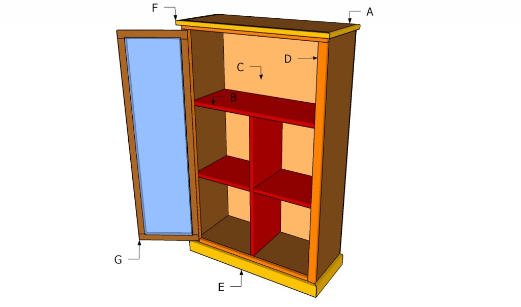 Building a cupboard
