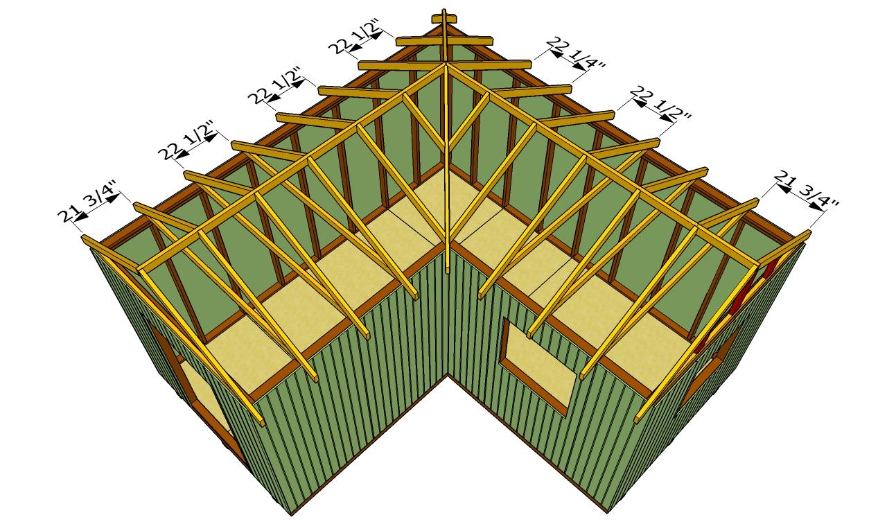 Image Gallery L Shaped Roof Designs