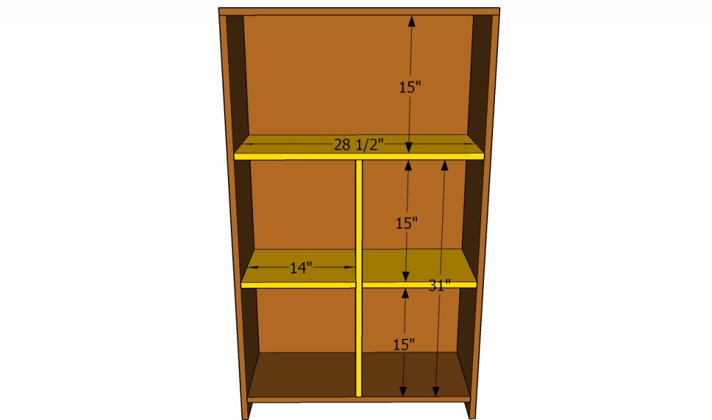 how to build a cupboard plans