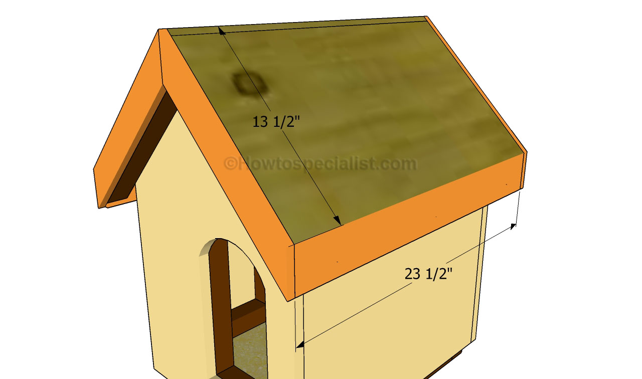how to build a cat house