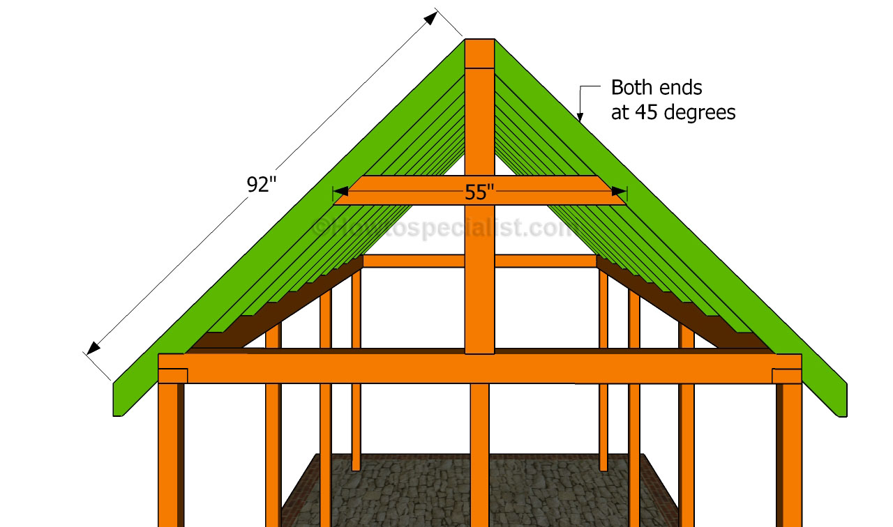 How To Build A Pavilion Howtospecialist How To Build