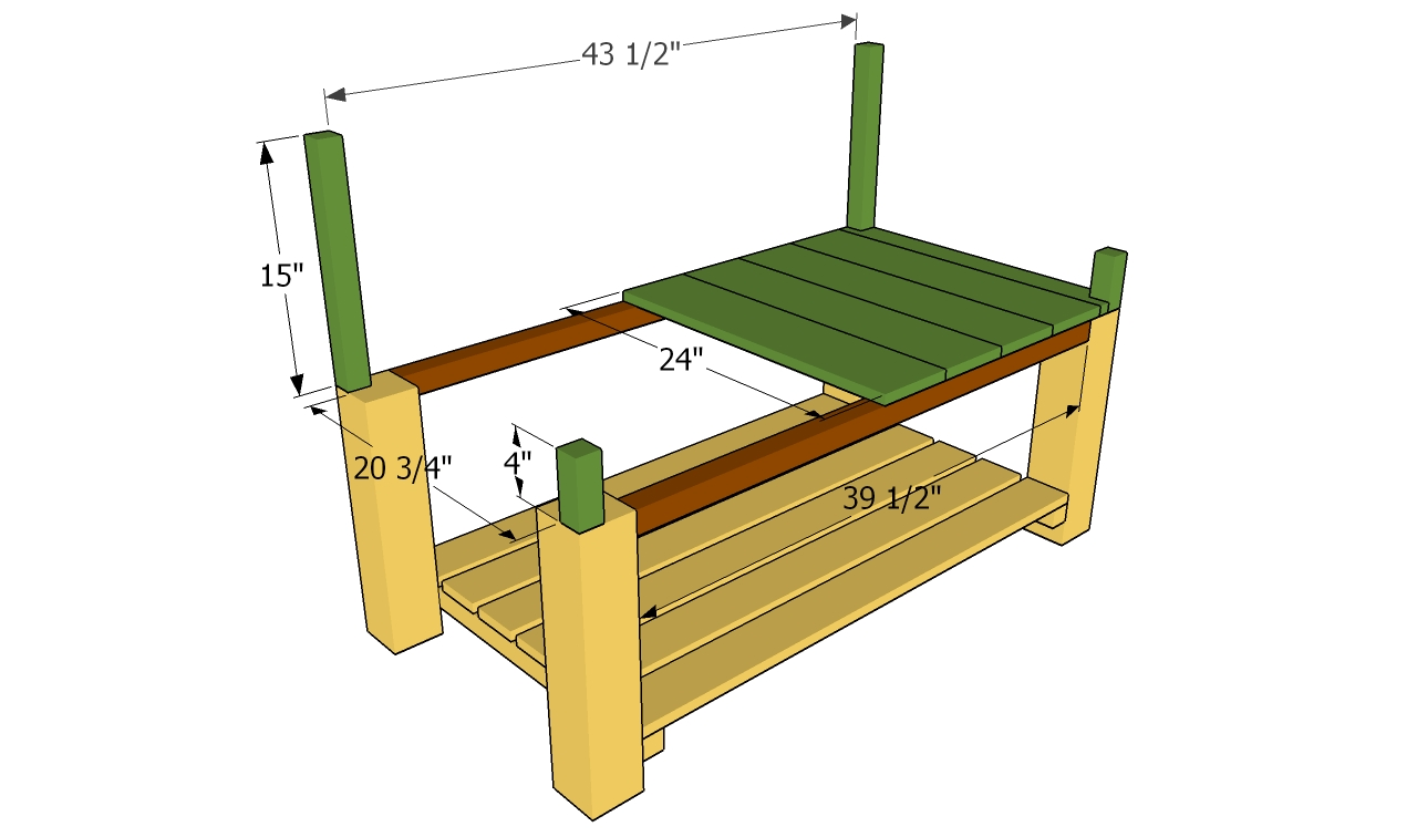 Beautiful Propagation Bench Part - 1: Building The Floor Of The Propagation Bench