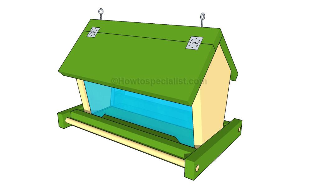 How to make a bird feeder for kids