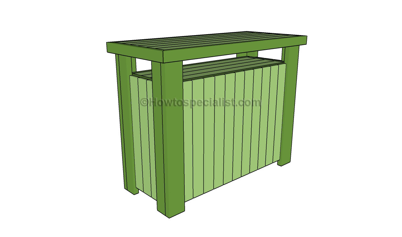 How To Build Outdoor Furniture HowToSpecialist How To Build Step By Step