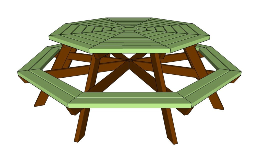 How To Build Picnic Bench | Apps Directories