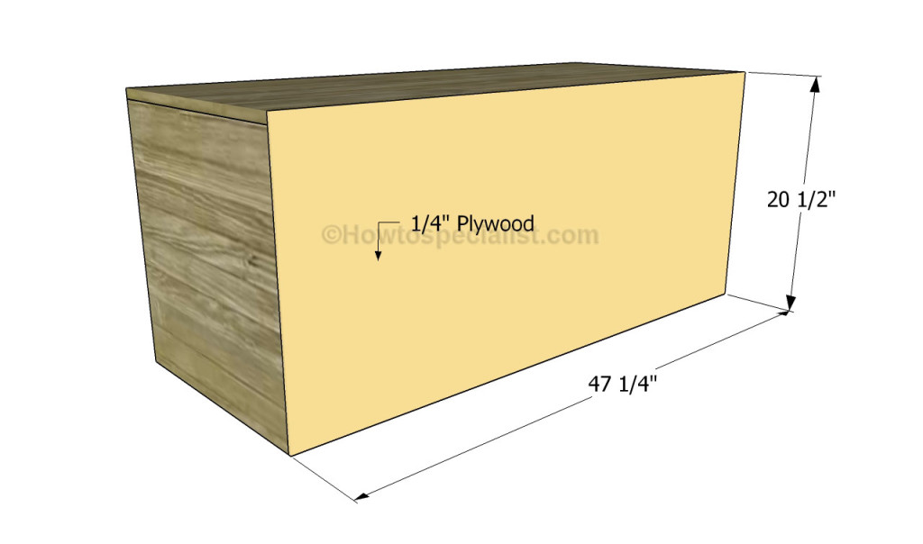 Tv Stand Designs In Plywood : How to build a tv stand howtospecialist