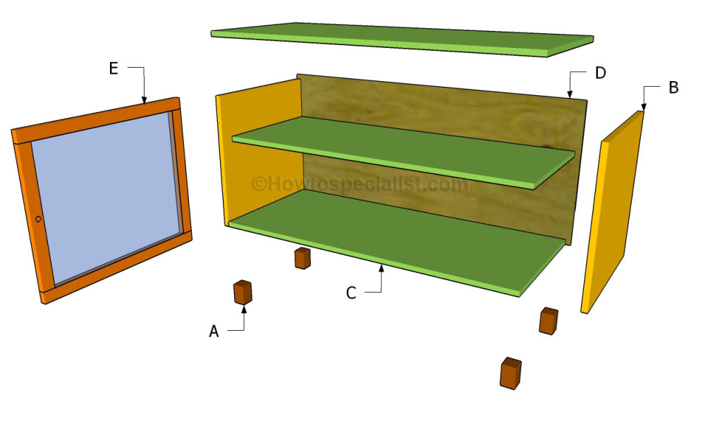 Building a tv stand