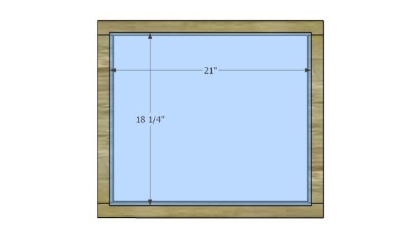 Fitting the door glass