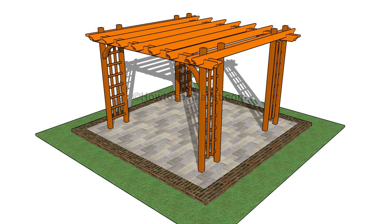 Garden Arbor Designs Howtospecialist How To Build Step By Step Diy Plans