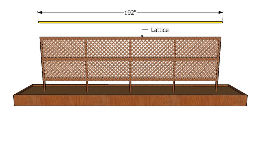 Installing the lattice