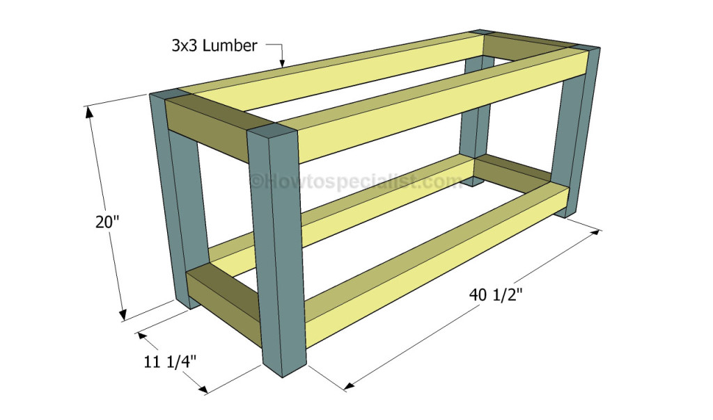 How to build a planter box howtospecialist how to for How to build box steps