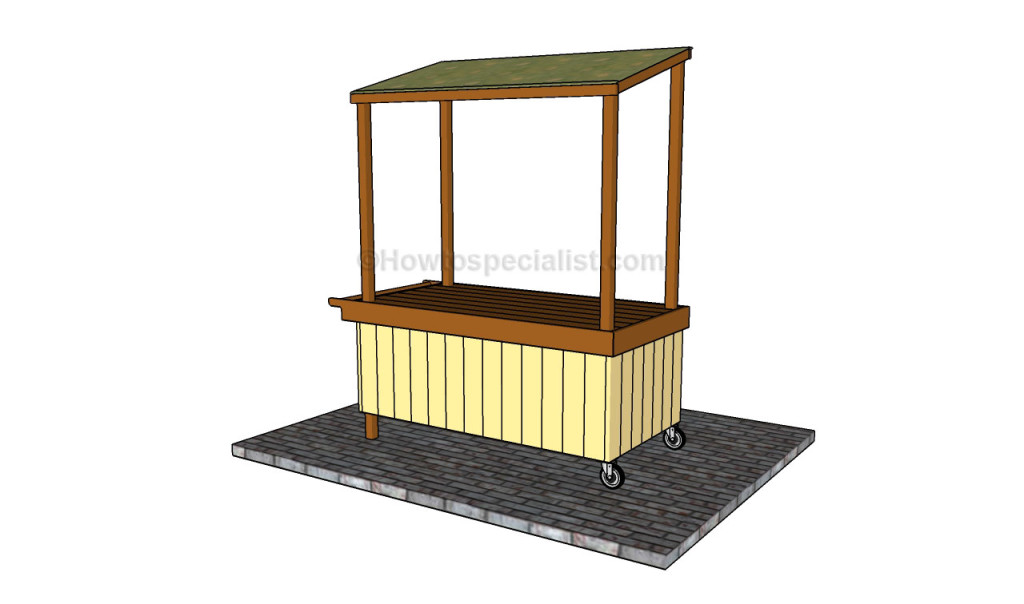 How To Build A Lemonade Stand Howtospecialist How To