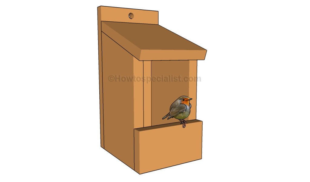 How to build a nest box