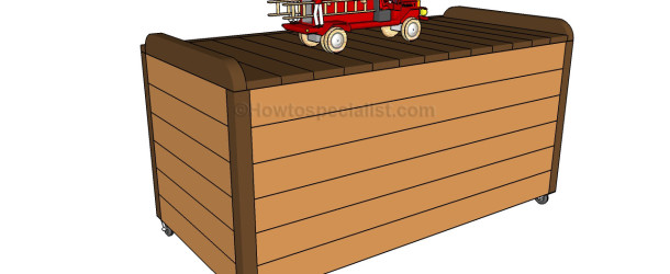 Step By Step Instructions On How To Build A Toy Box | Search Results ...