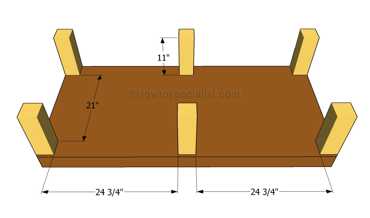 Washer Dryer Pedestal Plans Howtospecialist How To