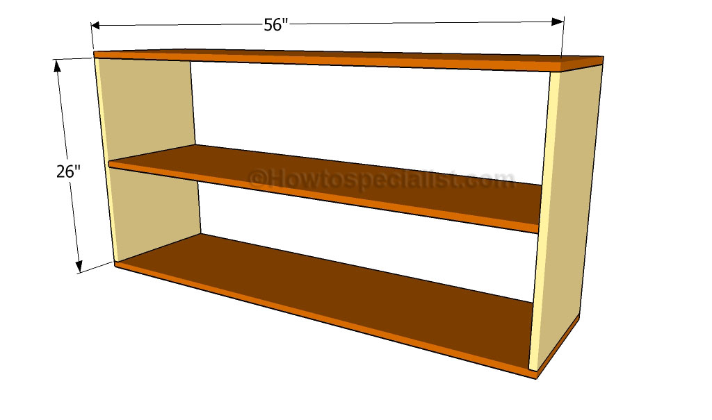Creative These Free Bookcase Plans Are Designed For Your Pocket