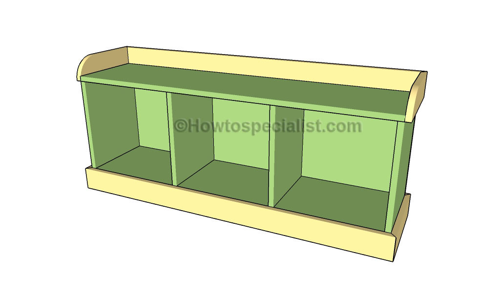 ... bench – HowToSpecialist – How to Build, Step by Step DIY Plans