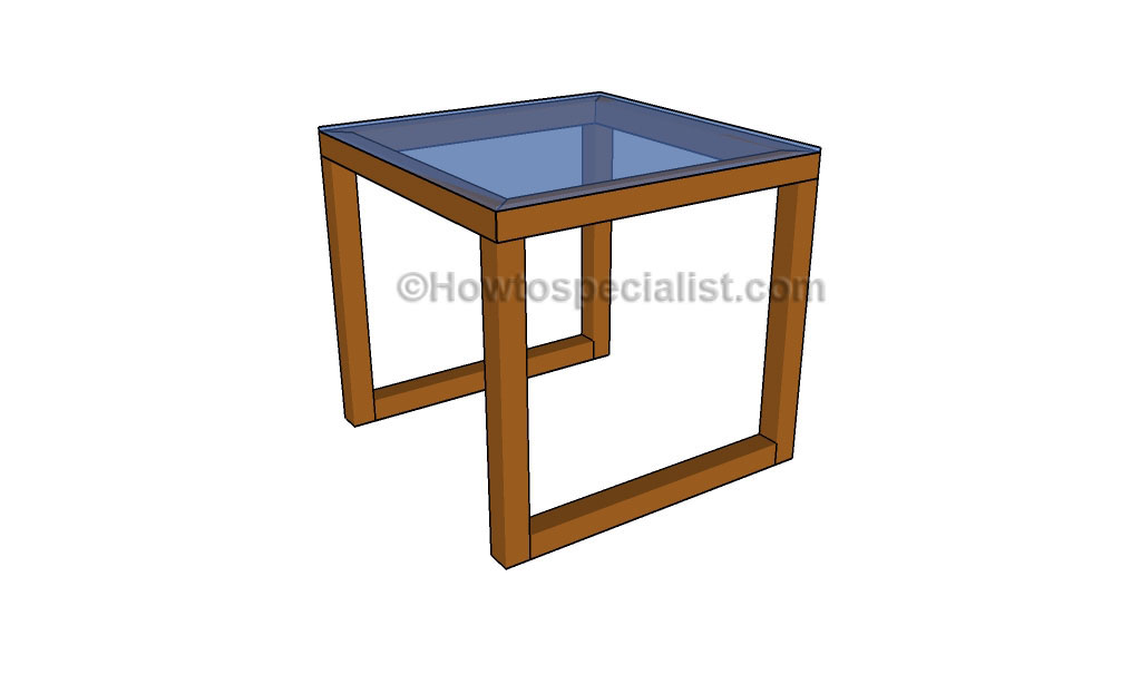 Build A End Table Plans | www.woodworking.bofusfocus.com - Part 2