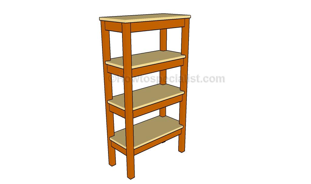 shelves plans