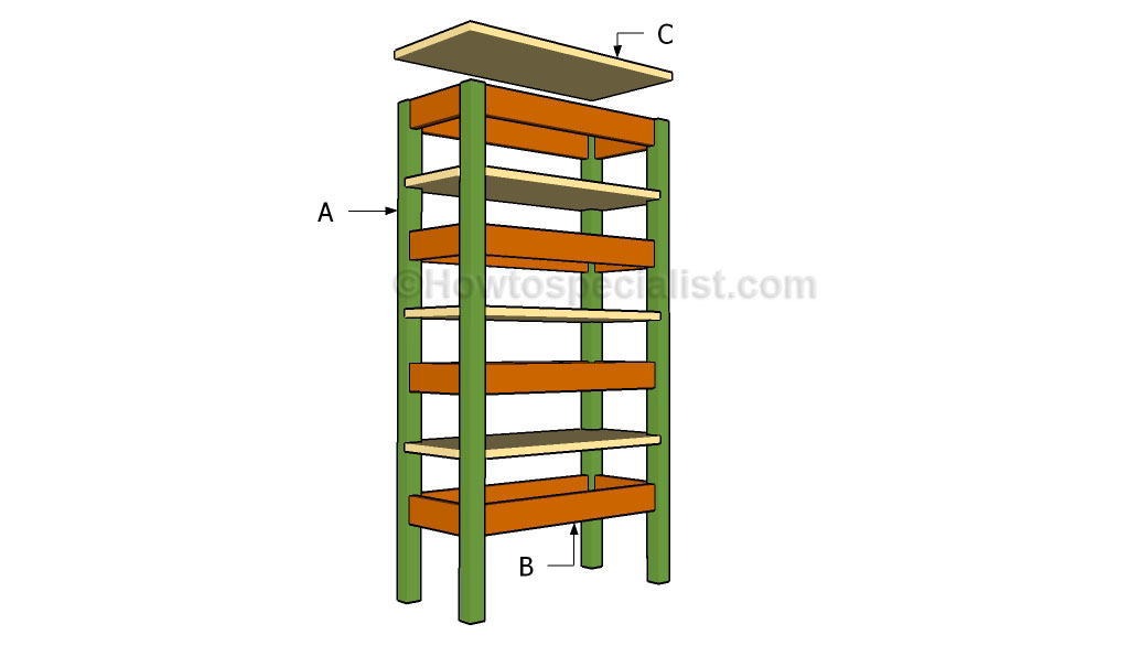 Beautiful DIY Floating Shelves