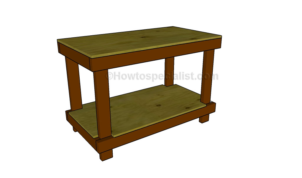 How to build a work table