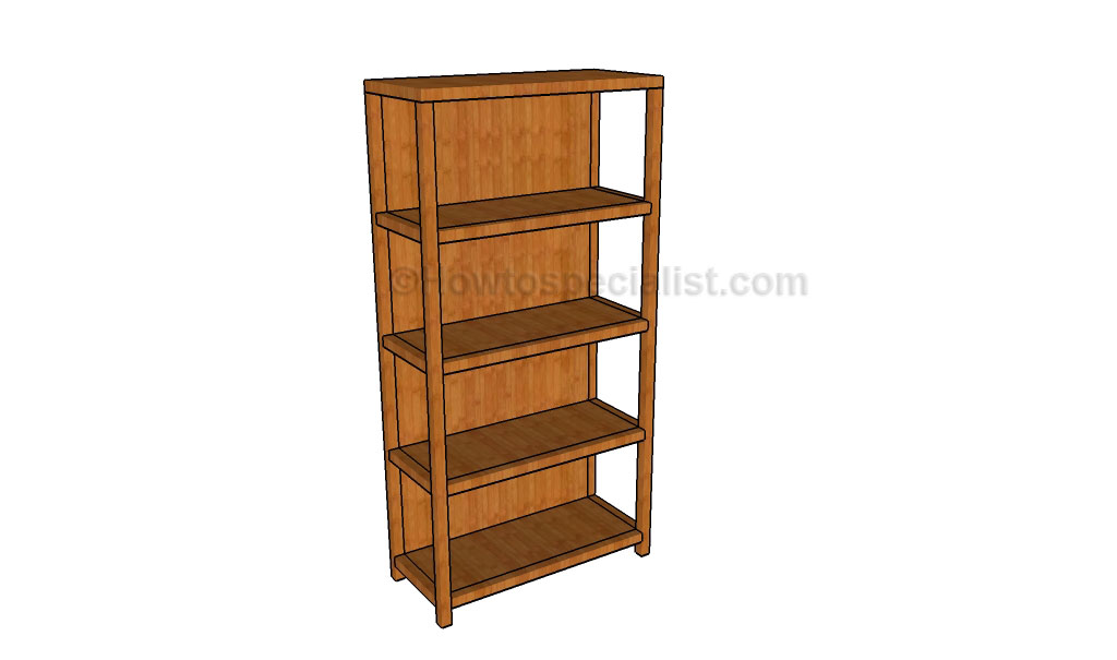 woodworking bookcase plans | Woodworking Project North Carolina