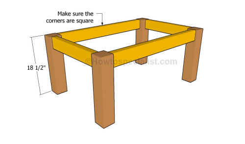 Building the table
