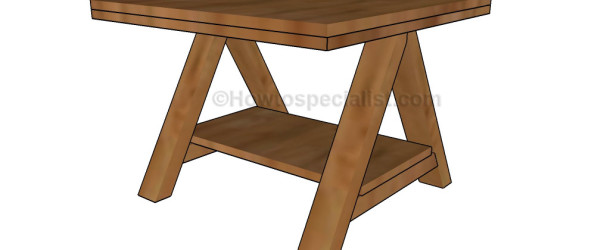 Free Woodworking Plans Laptop Desk | DIY Woodworking Projects