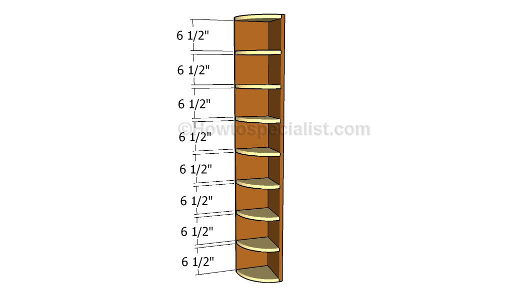 Woodworking Plans Corner Shelves | Woodworking Plans