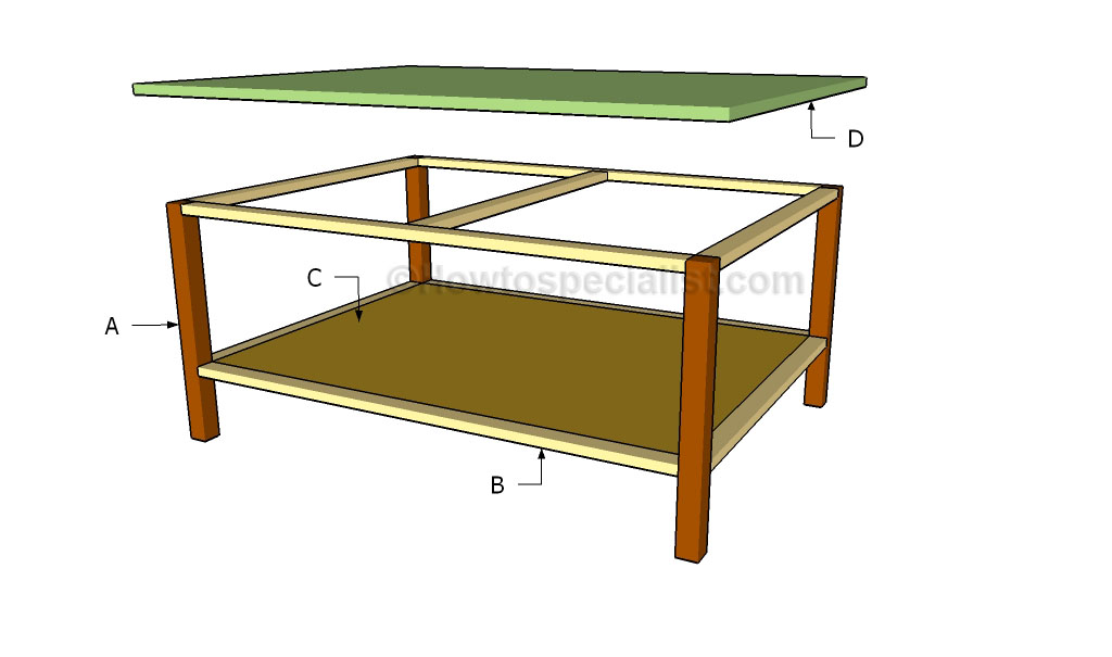 Good Building a coffee table