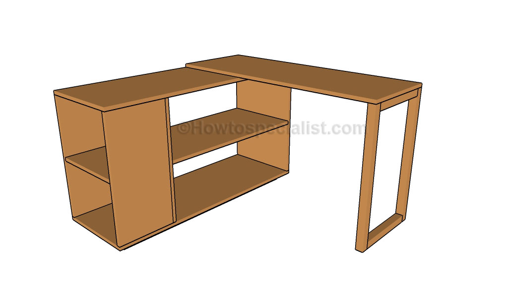 Office Desk Plans