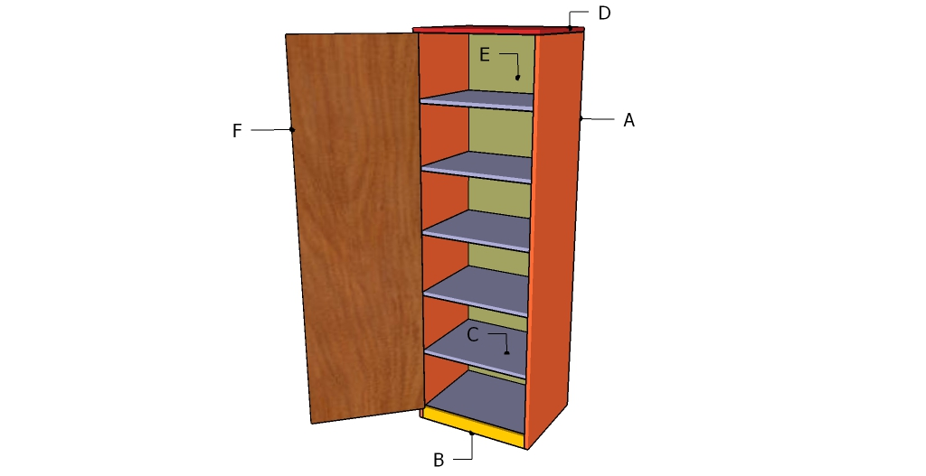Building A Storage Cabinet