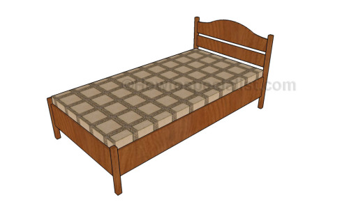 Children bed plans
