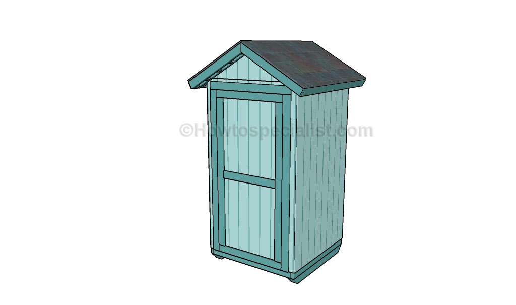 How to build a 4×4 shed