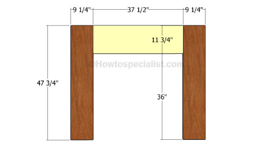 how to build a faux fireplace howtospecialist how to