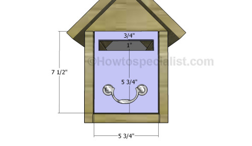 how to build a wooden mailbox