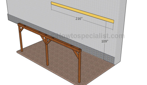 how to build a carport step by step