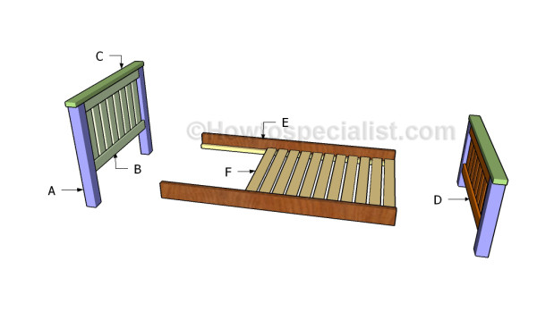 Building A Single Bed
