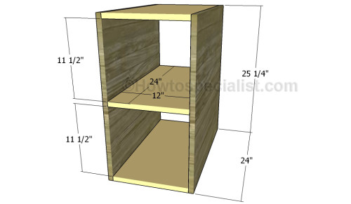 Building storage units plans diy storage shed design for Storage unit plans