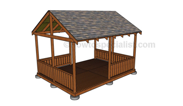Amazing Diy gazebo plans