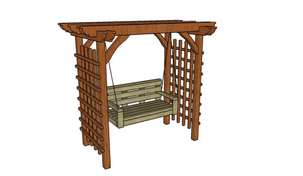 Pergola design HowToSpecialist How to Build Step by Step DIY