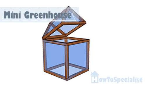 Mini-greenhouse-plans