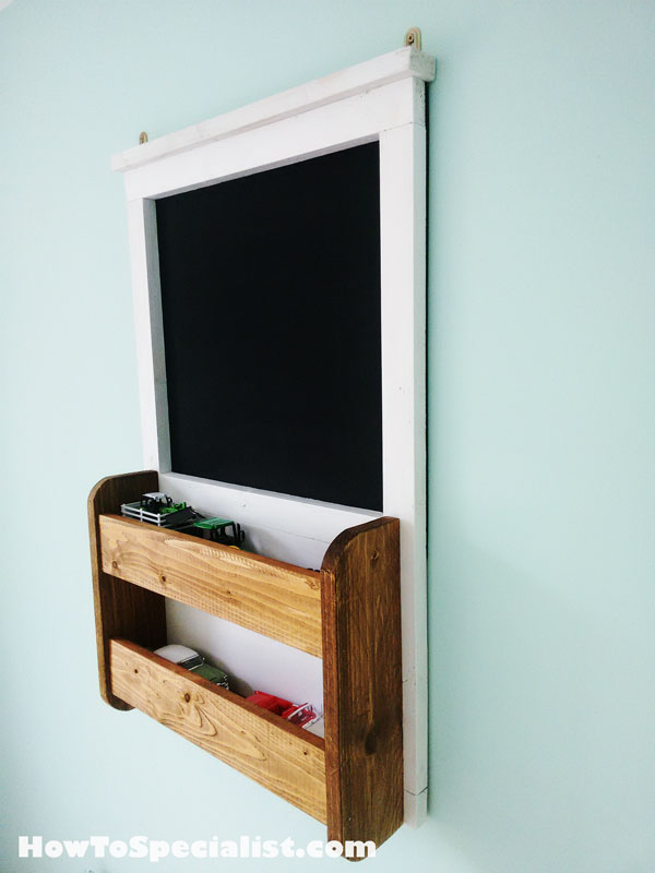 Chalkboard-with-hooks